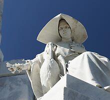 marble nun by annet goetheer