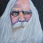 Wizard - I see thy eye by Sandy Clifton