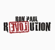 Ron Paul Revolution by avdesigns