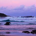 Twilight Solitude - Norah Head, NSW by Donna Jones