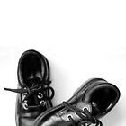 Little Man Shoes by Tracy Friesen