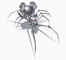 Nano Tech War Spider Kids Clothes