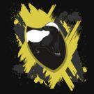 Badger Crest by ShikaUsstan