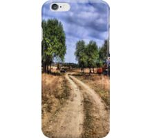 A Country Road iPhone Case/Skin