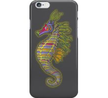 Crayon Pony Fish iPhone Case/Skin