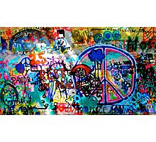 Lennon Wall - Prague Photographic Print