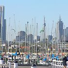 a melbourne summer by kchamula