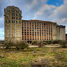 Millennium Mills by Lea Valley Photographic