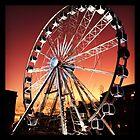 Big Wheel by Julie Paterson