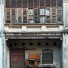 The Crumbling Splendour of Georgetown II by S T