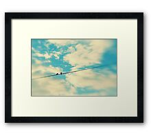 Already There Framed Print
