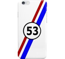 herbie 53 VW iPhone Case/Skin
