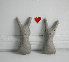 Bunny love by caracarmina