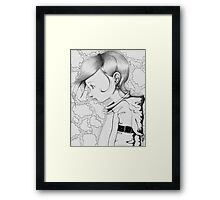 Saturday Without You... Framed Print