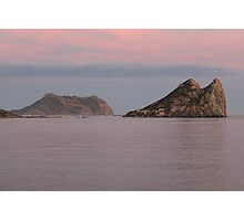 Spanish Island Photographic Print