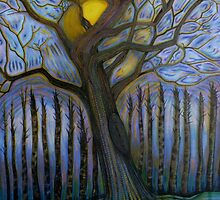Moon Tree by Catherine  Howell