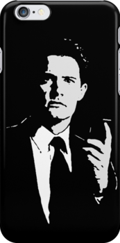 Agent Cooper by loogyhead