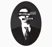 God Save The Queen, Mycroft #2 by claudiasana