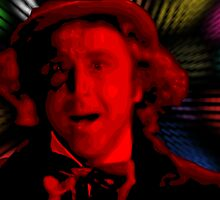Willy Wonka by SJ-Graphics