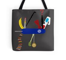 Swiss Doctor Knife Tote Bag