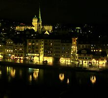 Zurich - Small great city by bubblehex08