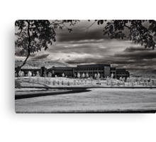As the Clouds Roll in Canvas Print
