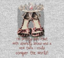 Conquer the World - Girl Style by Tam  Locke
