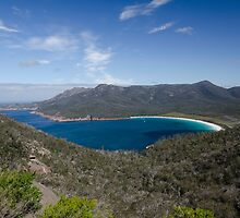 Wineglass Bay by Damien Seidel