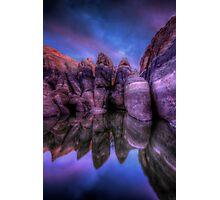 Twilight Sneak Photographic Print