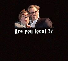 Are you local ?? by Ommik