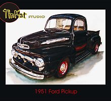Ford Pick Up by Carlos Solorza