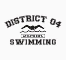 District 4 Swimming by Penelope Lolohea