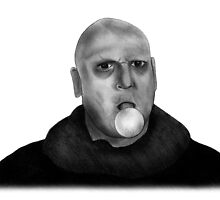 Uncle Fester by axemangraphics