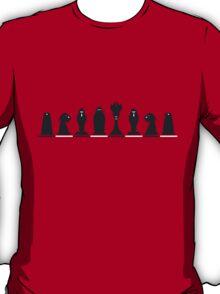 Sci Fi Villain Chess T-Shirt