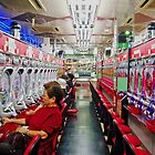 Pachinko Parlour by Julie Paterson