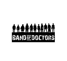 Band of Doctors Photographic Print