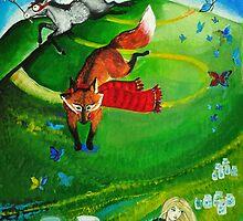 butterfly hunt by pjan3202