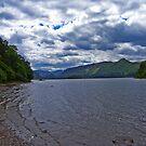 Derwentwater View by Tom Gomez