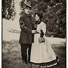 The Sargent  major & His Lady by PeriodPortraits