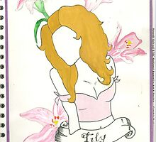 Lily by BizarreBeff