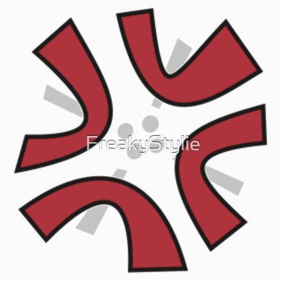 angry anime symbol - photo #8