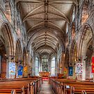Linlithgow Church by Fraser Ross