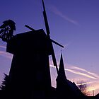 The Windmill at Wraysbury by wraysburyade
