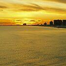 Atlantic City Sunset by Jessica Liatys