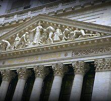 NYSE by Andre Baljeu