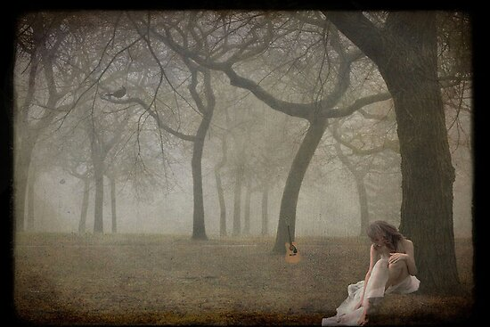 Come away with me in the night...come away with me and I will write you a song... by MarieG