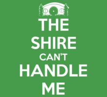The Shire Can't Handle Me by rancyd