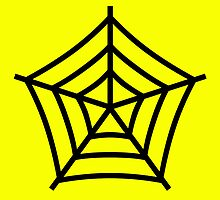 Yellow Web by ChadAlan