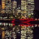 Angel on the Yarra by fotoWerner