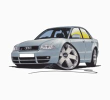 Audi S4 (B5) Silver by Richard Yeomans